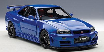 Nissan Skyline GT-R Nismo R34 Z-Tune