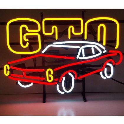 GM GTO Neon Sign
