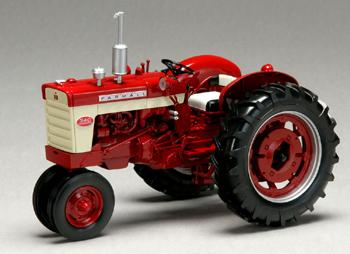Farmall 340 1963 Gas Narrow Front Tractor