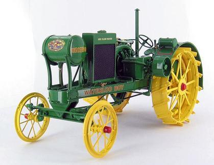 The Waterloo Boy Tractor Model