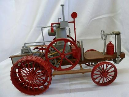 Froelich 1892 Gasoline Tractor