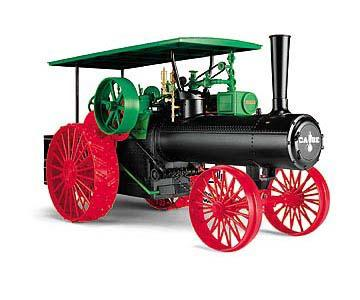 Case Steam Traction Engine 1904