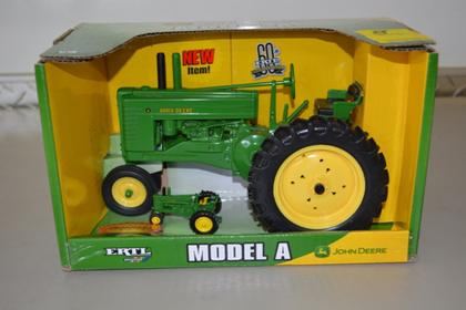 John Deere Model 60  plus tracteur 1.64