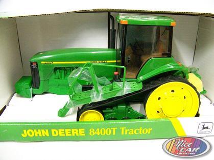 Jonh Deere 8400T Tractor