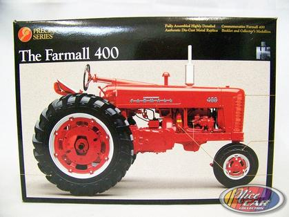 The Farmall 400 of Precision Series #13