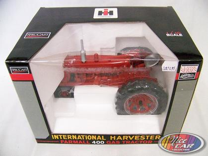 International Harvester Farmall 400 Gas Tractor