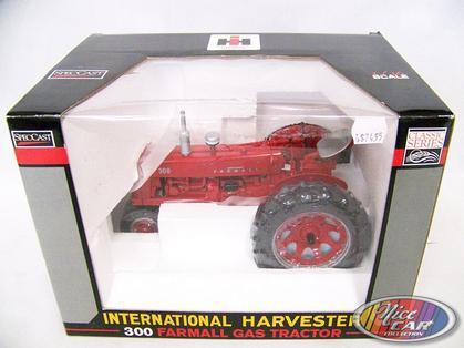 International Harvester Farmall 300 Gas Tractor