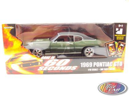 Pontiac GTO 1969 - Gone in 60 seconds