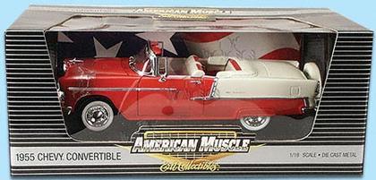 Chevrolet Belair Convertible 1955