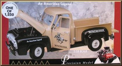 Ford F-100 1953 Delivery Truck Winchester (1 only)