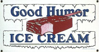 Good Humor Ice Cream - Porcelain