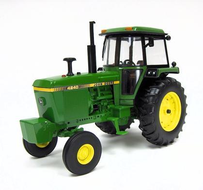 Tracteur John Deere 4240 1978