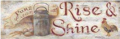 Rise & Shine - Pure Cream