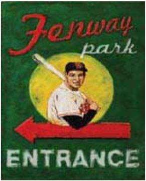 Fenway Park - Entrance