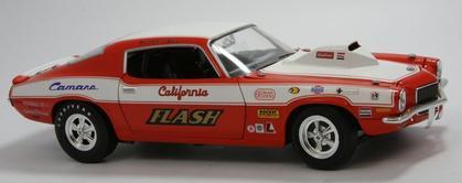 Chevrolet Camaro Z28 1970 - Butch Leal - California Flash