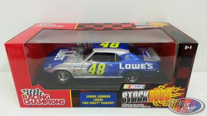 Chevrolet Camaro 1969 - #48 Jimmie Johnson - Lowes