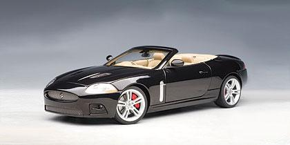 JAGUAR XKR CONVERTIBLE - MIDNIGHT