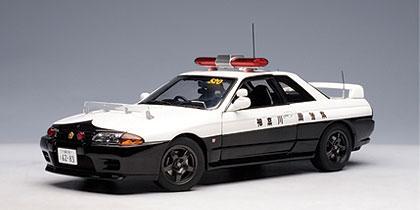 NISSAN SKYLINE GTR R32 POLICE CAR