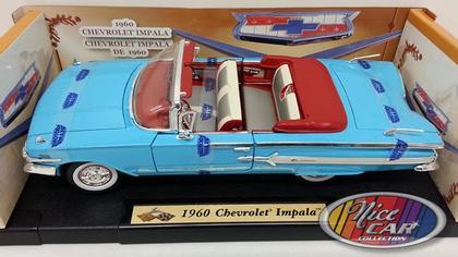 Chevrolet Impala 1960 (Rare)