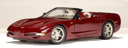 Chevrolet Corvette 2003 Street Car Convertible