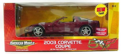 Chevrolet Corvette 2003 - 50th Anniversary