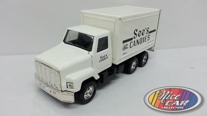 International Box Truck - See's Candies