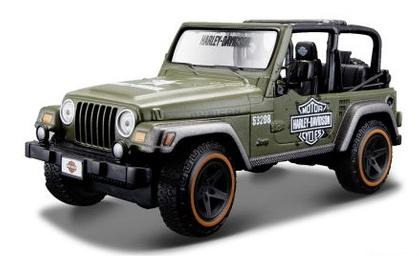 Jeep Wrangler Rubicon - Harley-Davidson
