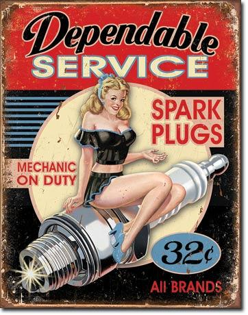 Dependable Service - Spark Plugs