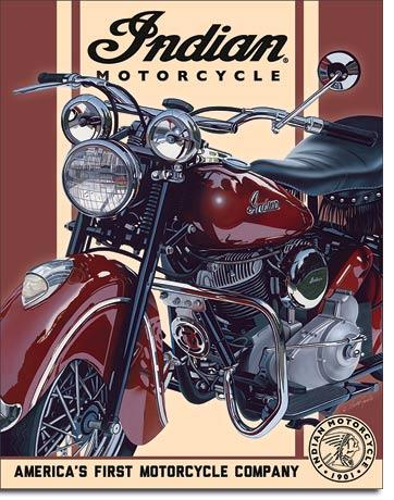 Indian Motorcycle - America's First Motorcycle Company
