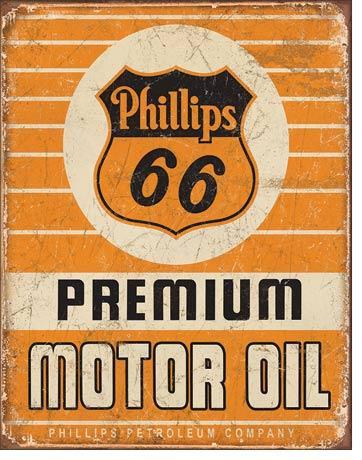 Phillips 66 - Premium Motor Oil