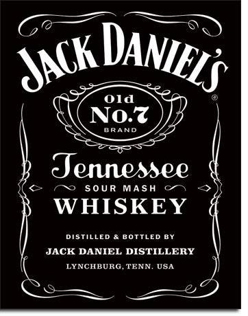 Jack Daniel's Whiskey - Black