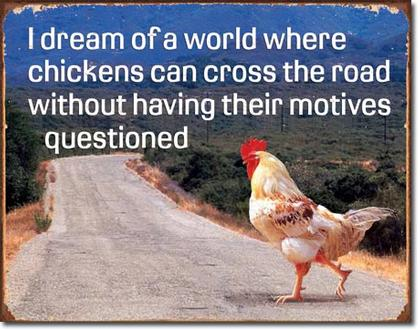 Chicken's Motive