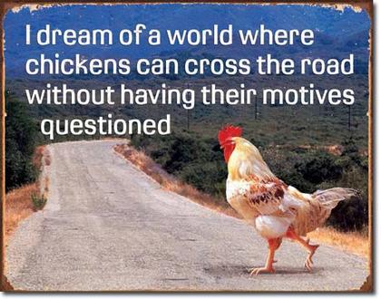 Chicken's Motive
