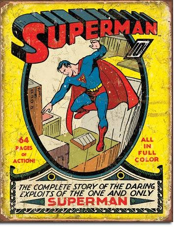 Superman No1 Cover