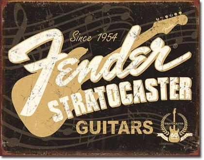 Fender - Stratocaster Guitars