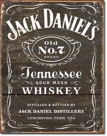 Jack Daniel's - Wheathered