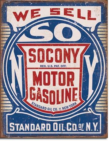 Socony Motor Gasoline