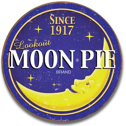 Lookout Moon Pie (Round)