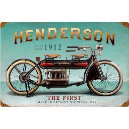 Henderson First