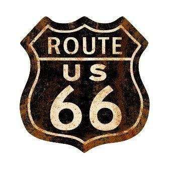 Route 66 Rusty