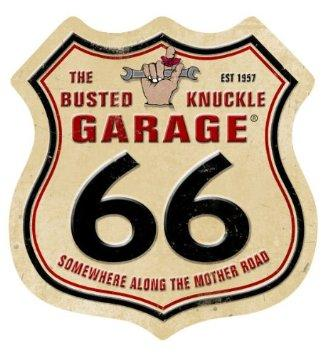 Route 66 The Busted Knuckle
