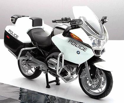 Police Motorcycle BMW R1200RT-P