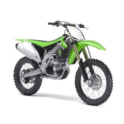 Motocross Kawasaki KX450F