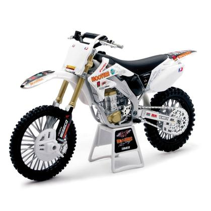 Motocross Honda CRF450R 2008 - Hooters