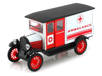 Chevrolet 1 Ton Series H Truck 1924 Ambulance