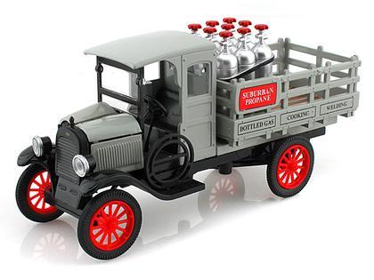 Chevrolet 1 Ton Series D Truck 1923 Suburban Propane