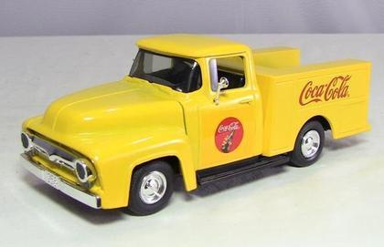 Coca-Cola Delivery Pickup 1956