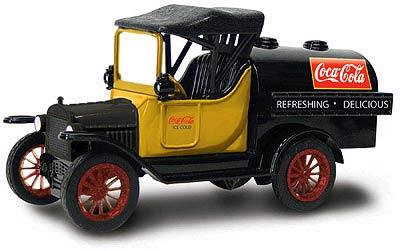 Ford Model T Coca-Cola Bank
