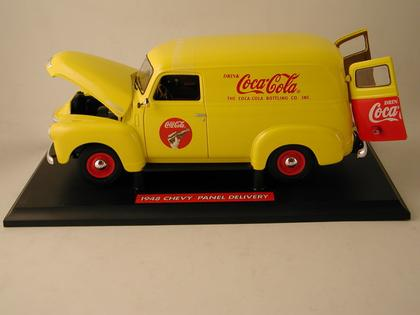 Chevrolet Panel Delivery 1948 Coca-Cola