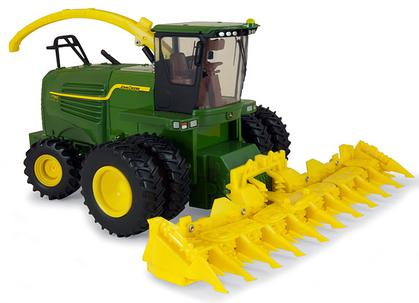 John Deere 7780 Self-Propelled Forage Harvester Tractor
